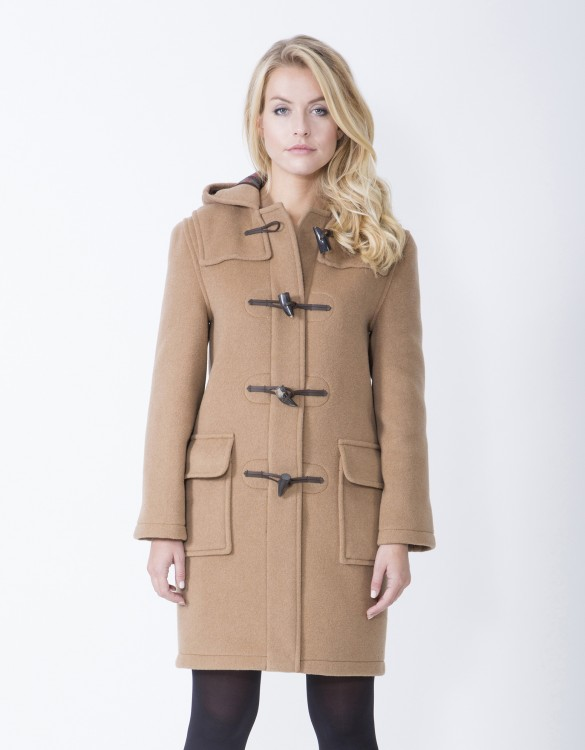 Shop Women's Ladies British Duffle & Pea Coats | London Tradition