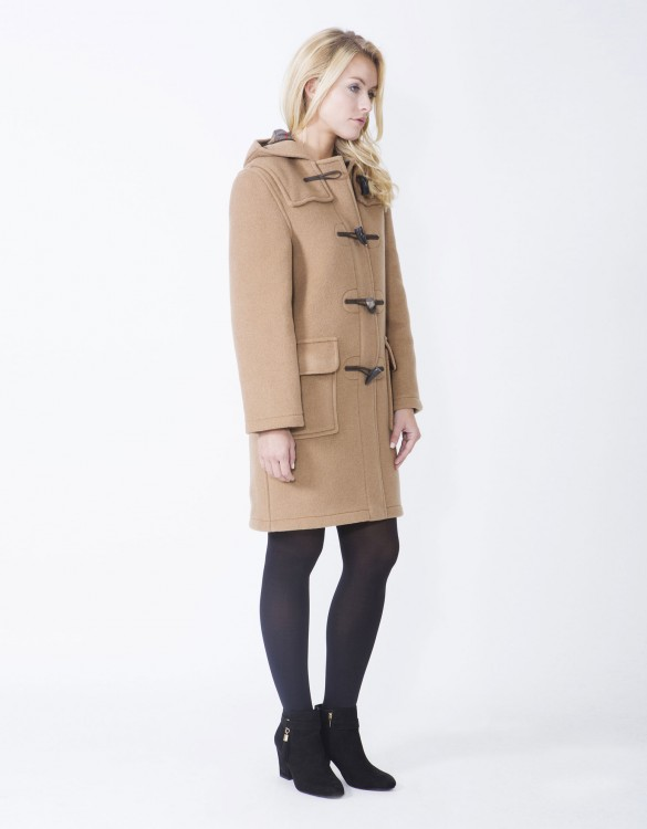 Camel-Ladies-Duffle-Coat-Emily-Side