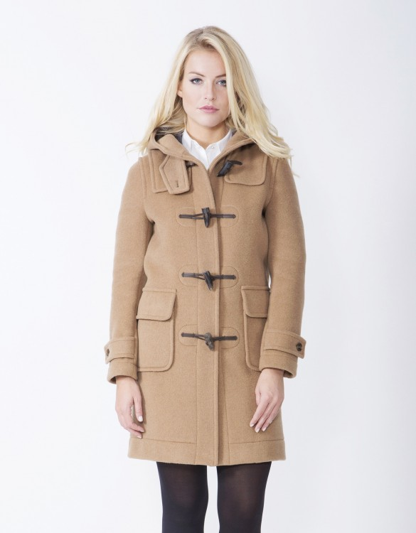 Camel-Ladies-Duffle-Coat-Erica-Front
