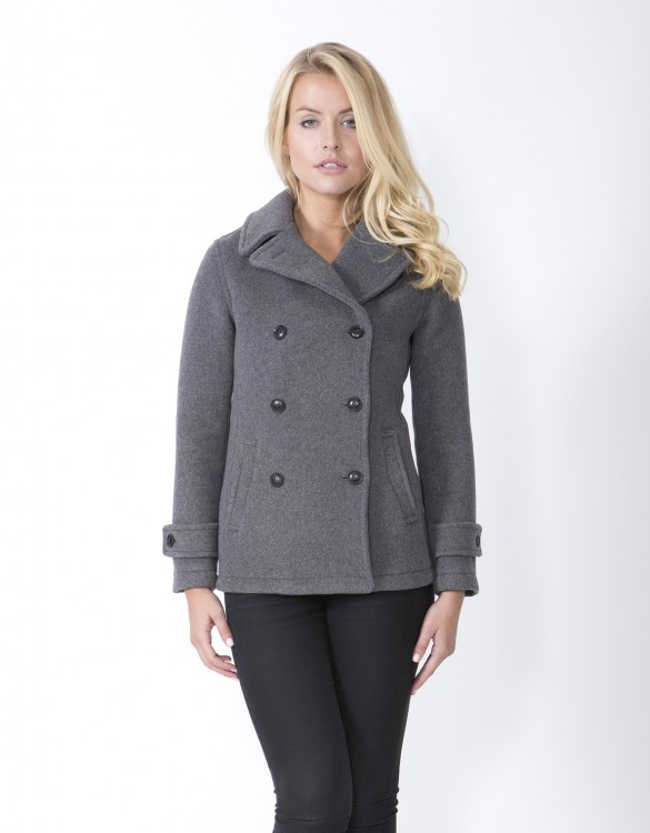 Grey-Ladies-Peacoat-Lisa-Welt-Front