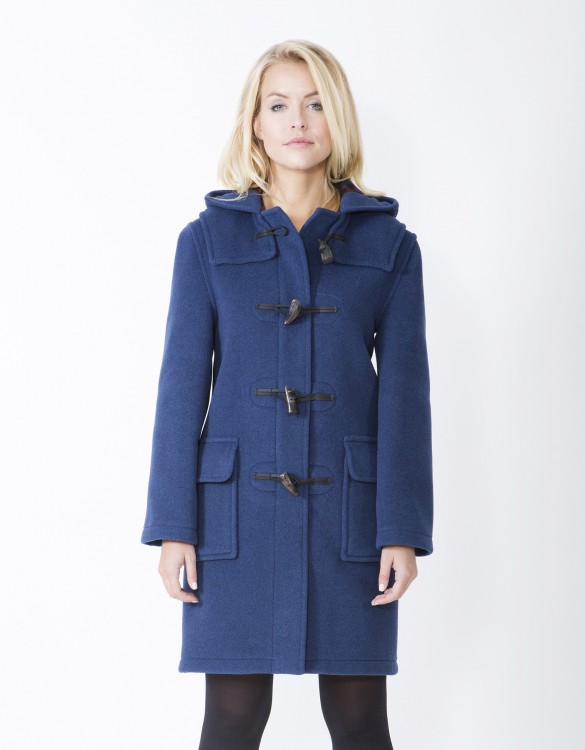 Indigo-Ladies-Duffle-Coat-Emily-Front