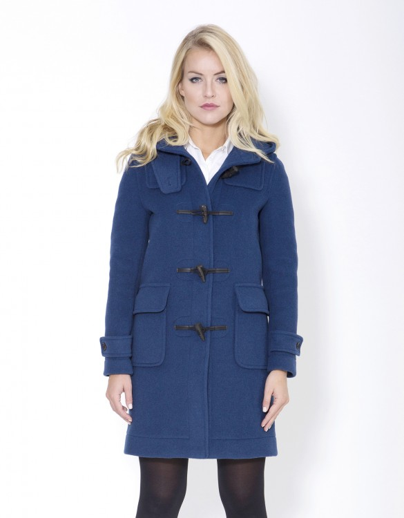 Indigo-Ladies-Duffle-Coat-Erica-Front
