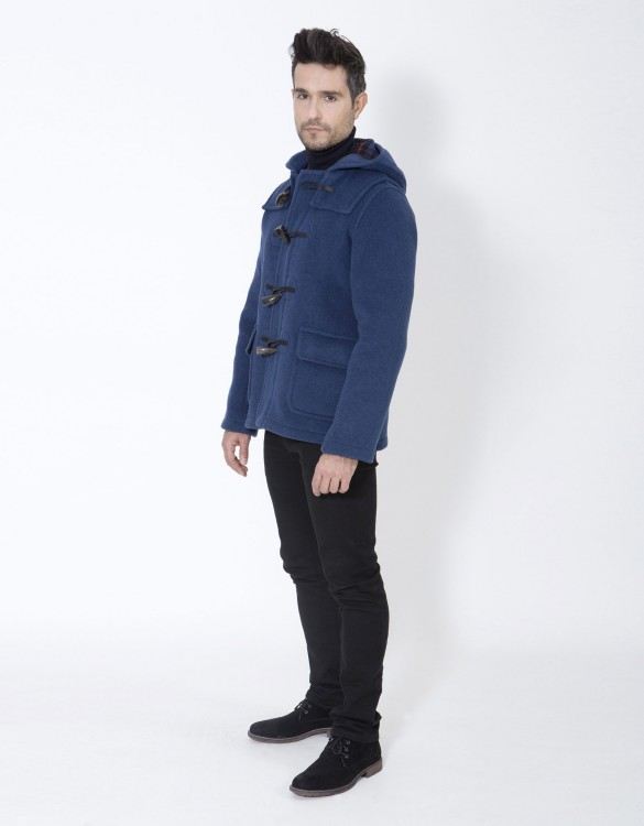 Indigo-Mens-Duffle-Coat-Martin-SLM-Side