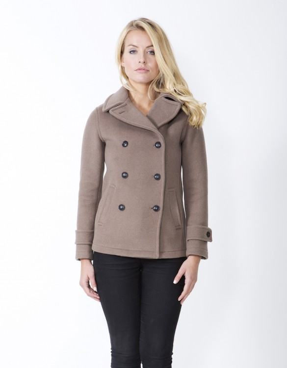Mushroom-Ladies-Peacoat-Lisa-Welt-Front