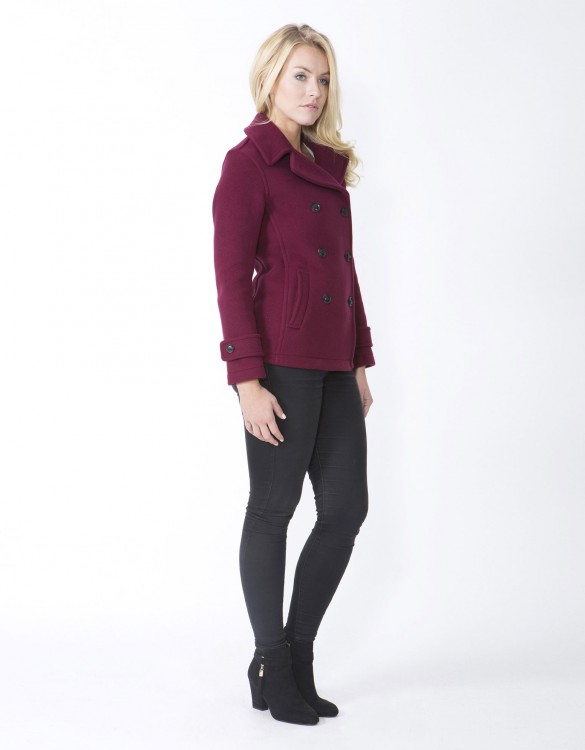 Wine-Ladies-Peacoat-Lisa-Welt-Side