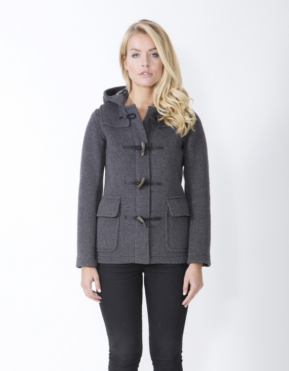 Grey-Ladies-Duffle-Coat-Martina-Front