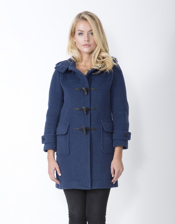 Indigo-Ladies-Duffle-Coat-M8-Front
