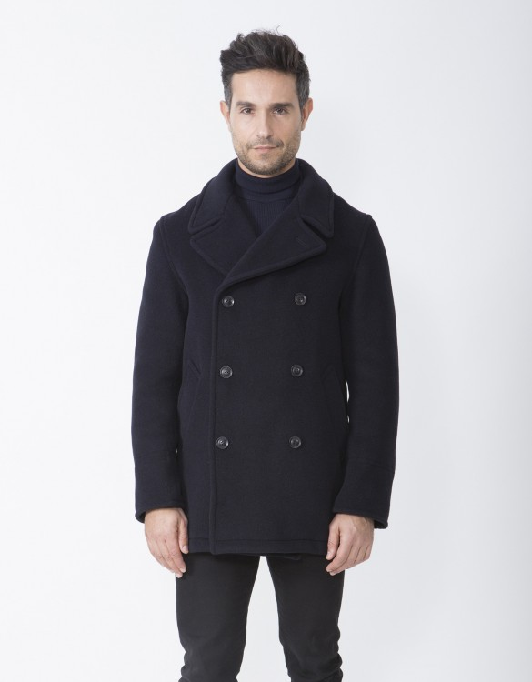 Mens Pea Coat Uk - Tradingbasis