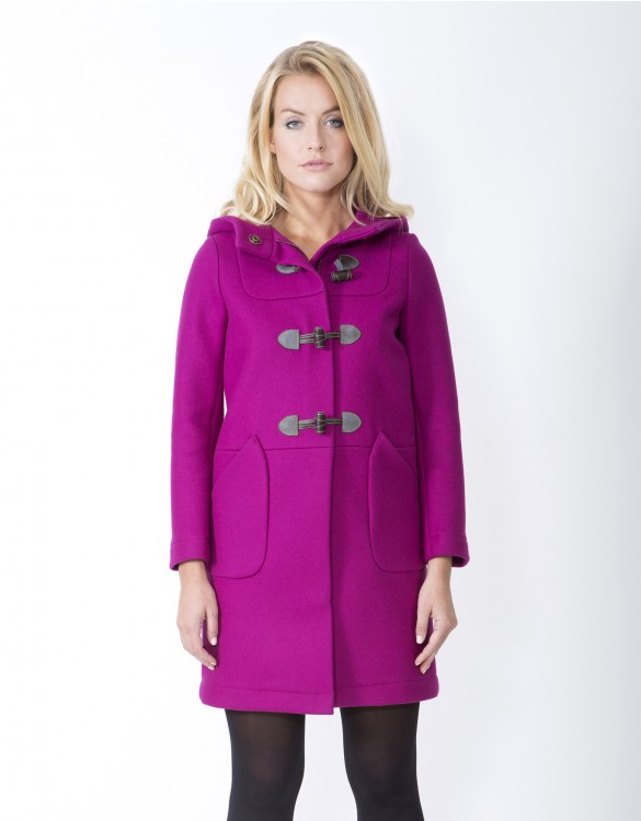 Pink-Ladies-Fashion-Coat-MCD52-Front