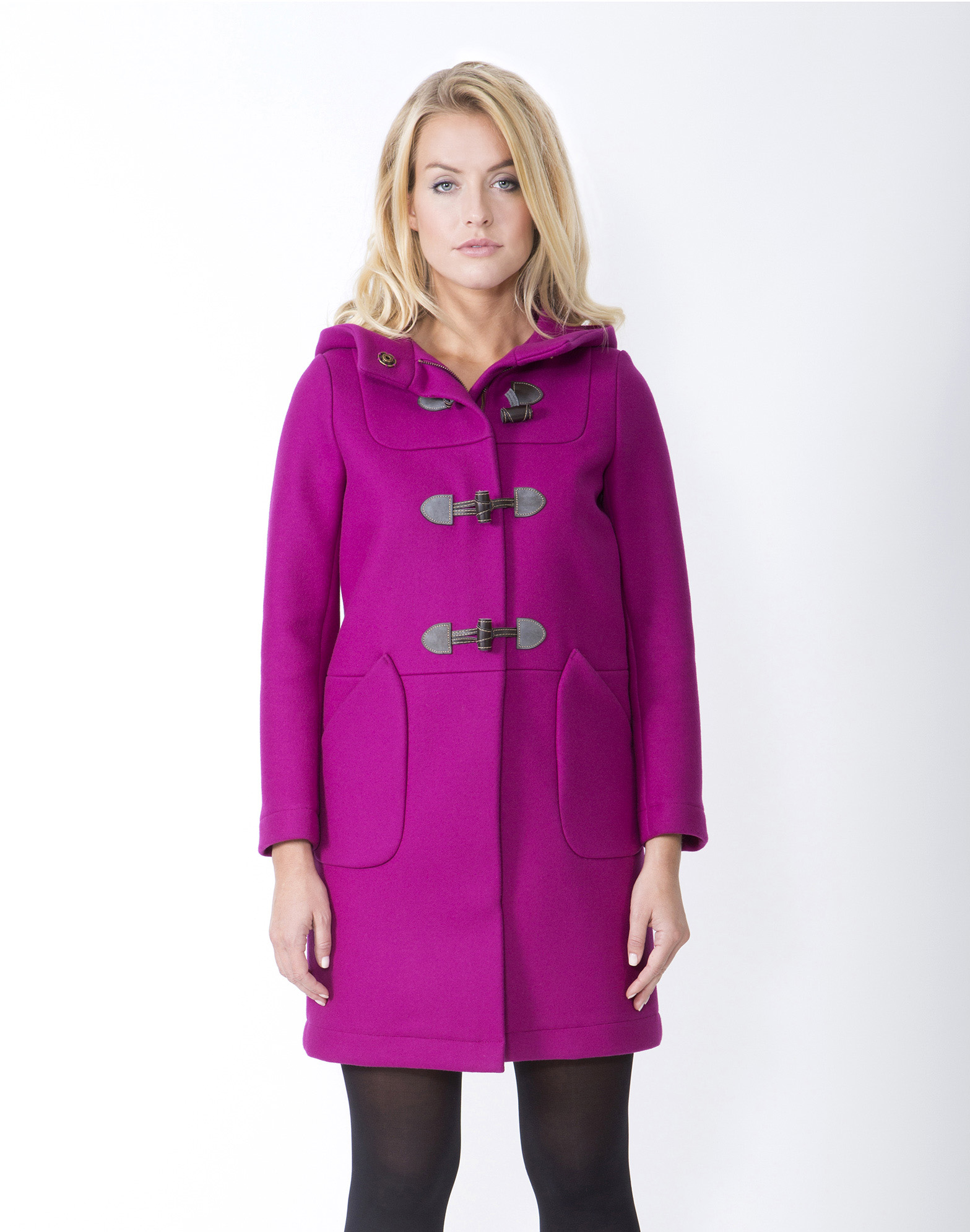 Shop for Black Rivet Women's Pink Button-front Wool Peacoat. Get free delivery at ggso.ga - Your Online Women's Clothing Destination! Get 5% in rewards with Club O! -