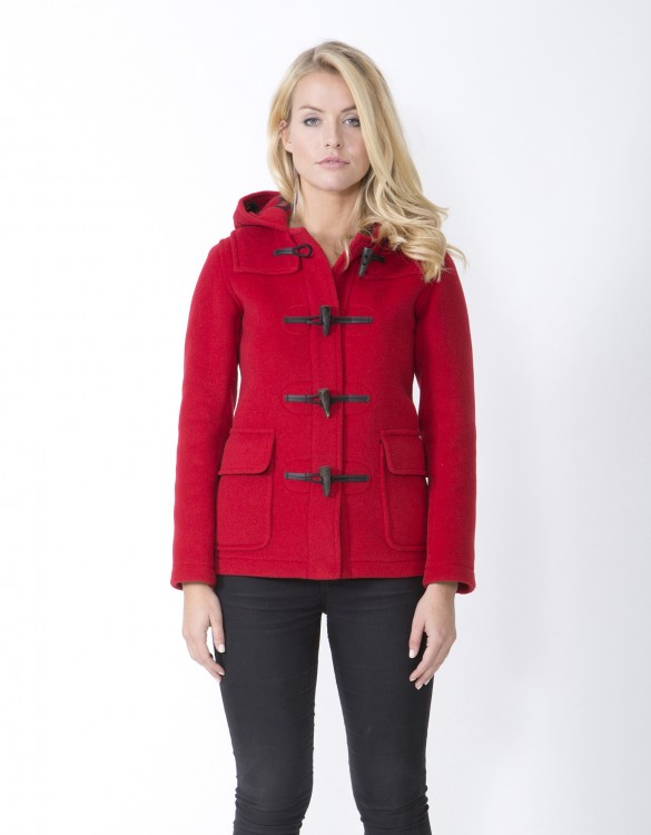 Red-Ladies-Duffle-Coat-Martina-Front