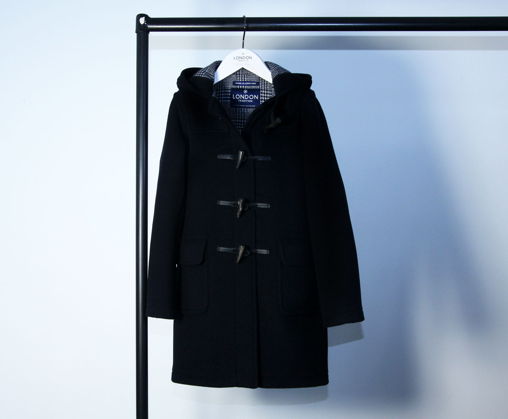 Black-POW-Duffle-Coat-Front