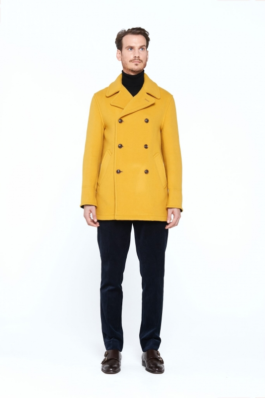Scott Pea Coat