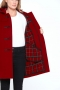London-Tradition-Martina-Long-Welt-Ladies-Duffle-Coat-Red-I