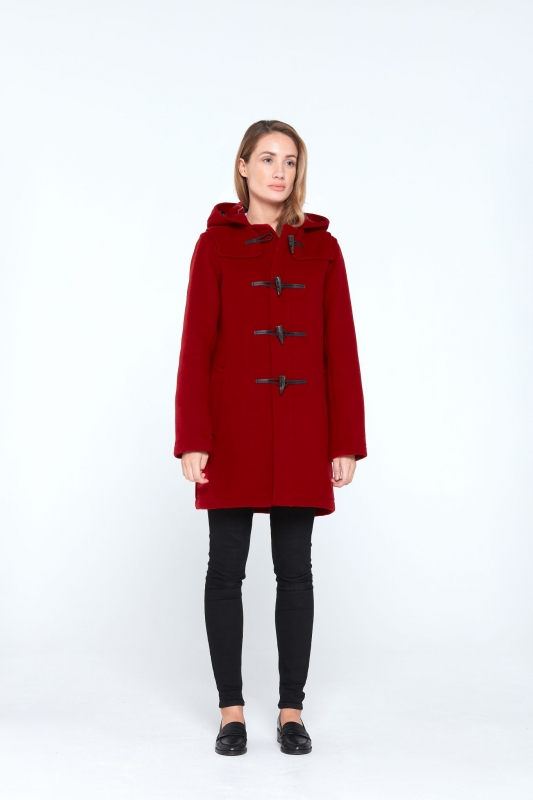 Martina Long Welt Duffle Coat